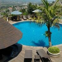 Photo taken at Jambuluwuk Batu Resort by Bergita S. on 2/8/2013