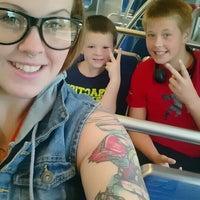 Photo taken at LYNX Carson Station by Amanda I. on 6/29/2015