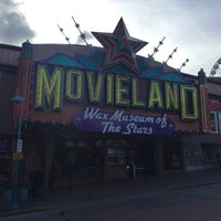 Photo taken at Movieland Wax Museum of the Stars by Diogo M. on 10/31/2016