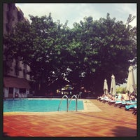 Photo taken at Sheraton Lagos Hotel by Catarina P. on 7/31/2013