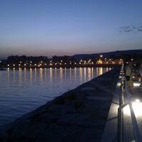 Foto scattata a Marina del Gargano - Porto Turistico di Manfredonia (FG) Gargano Puglia Italy da Eliseo S. il 8/5/2013