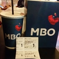 Photo taken at MBO Cinemas by Michelle L. on 3/3/2015