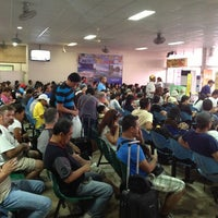 Photo taken at Daniel Z. Romualdez Airport (TAC) by Nani R. on 4/18/2013