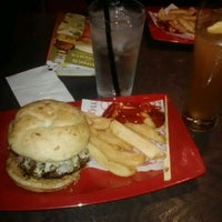 Photo taken at Red Robin Gourmet Burgers by Armando G. on 12/7/2012