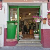 Photo taken at Floristería Brisa by Lluís C. on 6/20/2016