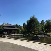 Photo taken at 帰真園旧清水邸書院 by Mickey M. on 5/20/2018
