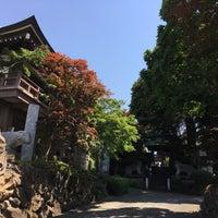 Photo taken at 善養密寺 by Mickey M. on 5/21/2017