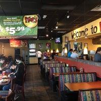 Photo taken at Moe's Southwest Grill by Desirai L. on 1/7/2013