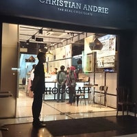 Photo taken at Christian Andrie The Real Chocolate by Herlina A. on 5/4/2014