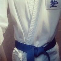 Photo taken at World Seido Karate Honbu by Vicky K. on 11/9/2013