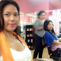Photo taken at Aces Salon & Skin Care by Clarizza M. on 5/27/2014