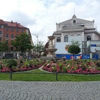 Das Foto wurde bei Gärtnerplatz von Axel S. am 7/5/2013 aufgenommen