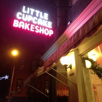 Photo taken at Little Cupcake Bakeshop by Rebecca N. on 12/5/2012