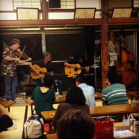 Photo taken at 井荻会館 by horie k. on 9/28/2014