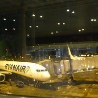 Photo taken at Terminal 2B by Pepe M. on 10/26/2012