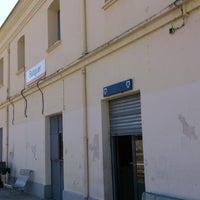 Photo taken at FGC Balaguer by Pepe M. on 9/14/2013