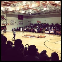 Photo taken at Newton Falls High school by Dan H. on 1/13/2013
