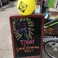 Photo taken at Galaxy Bookshop by Diana C. on 4/28/2018