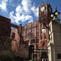 Photo taken at Anheuser-Busch Brewery Experiences by Nico H. on 3/12/2013