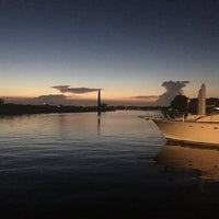 Photo taken at South Shore Harbour Marina by Lucy on 8/25/2016