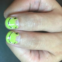Photo taken at 妙妙指藝 Miaomiao Nail Art by Lucy on 4/11/2016