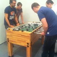 Photo taken at UOV (game room) by D'jok on 11/23/2012