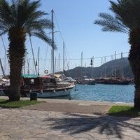 7/17/2015 tarihinde Mehmet Fatih A.ziyaretçi tarafından Göcek Marina'de çekilen fotoğraf
