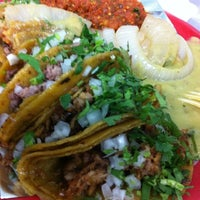 Photo taken at Tacos Primo by Alberto P. on 5/18/2013