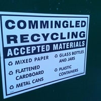 Photo taken at Dexter Twp Recycling Station by Lorrie S. on 10/1/2012