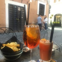 Photo taken at Bar del Cinque by Damla U. on 9/13/2016