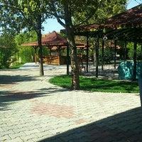 Photo taken at Mevlana Hoşgörü Parkı by Mustafa A. on 8/20/2016
