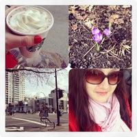Photo taken at Starbucks by Anna B. on 3/9/2014