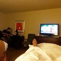 Photo taken at DoubleTree by Hilton Hotel Sacramento by Kimo W. on 7/15/2013