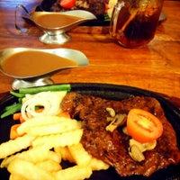 Photo taken at Pasadena Steak by Albert L. on 5/23/2015