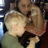 Photo taken at Rjs Wild Wild Wings by Kimberly S. on 1/1/2013