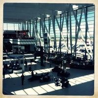 Photo taken at Budapest Liszt Ferenc International Airport (BUD) by Bart B. on 6/12/2013