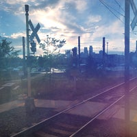 Photo taken at Franklin Avenue LRT Station by Seraj F. on 6/29/2013