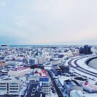 12/20/2013 tarihinde Sig V.ziyaretçi tarafından Höfðatorg'de çekilen fotoğraf
