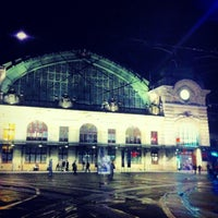 Photo taken at Basel SBB Railway Station by Nadin K. on 5/1/2013