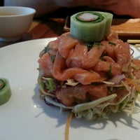 Photo taken at Sushi Papaia by Leticia L. on 3/10/2013