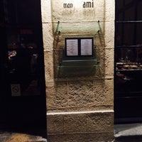 Photo prise au Mon Vieil Ami par Giuliano F. le11/9/2014