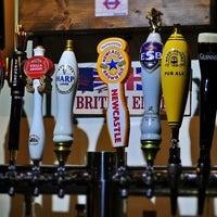 Photo taken at Fleet Street Pub by Steffi S. on 8/30/2013