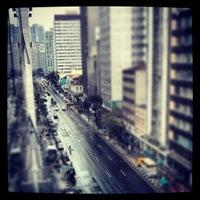 Photo taken at NTT Data Brasil by  Fernando C. on 9/16/2013