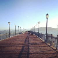 Photo taken at The Embarcadero by Kim E. on 10/13/2012