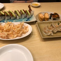 Photo taken at Sushi Tei by Andy M. on 12/24/2017