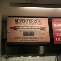 Photo taken at Chipotle Mexican Grill by Kevin P. on 6/27/2013
