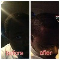 in Da Cut Barber Shop