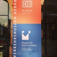 Photo taken at Museum für Kommunikation by Nico L. on 2/5/2014