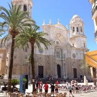 Foto tomada en Catedral de Cádiz por Frans R. el 8/10/2013