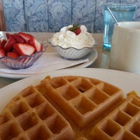 Photo taken at The Terrace Diner by Sandra E. on 5/1/2013